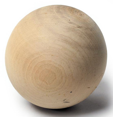 2 in. Wood Balls
