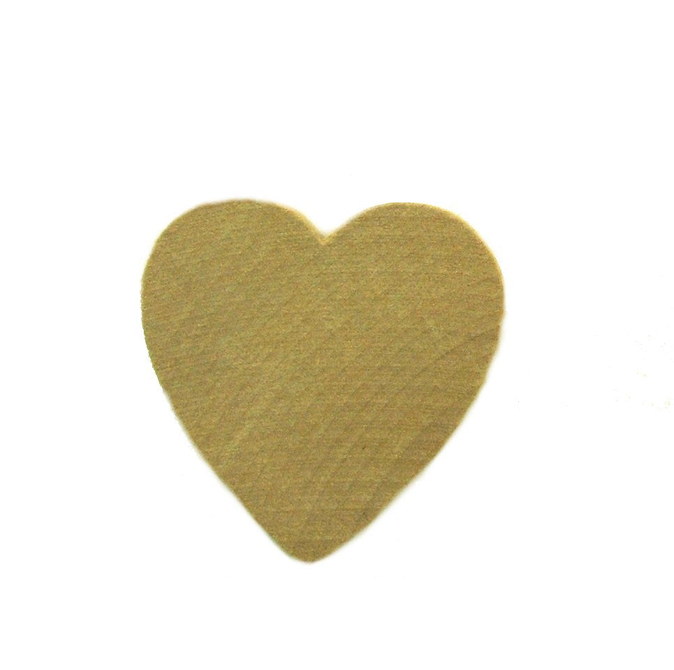 1 in. Wood Hearts