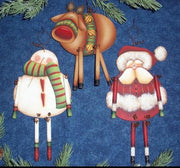 Christmas Danglers Ornaments E-Pattern