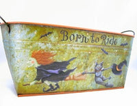 Born to Ride Witch E-Pattern