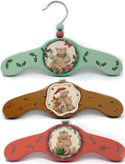 Christmas Baby Hangers E-Pattern