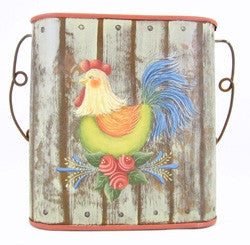 Vegas Rooster Card Pocket E-Pattern