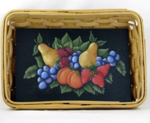 Traditional Fruit Tray E-Pattern
