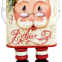 Softshoe Santa Card Pocket E-Pattern