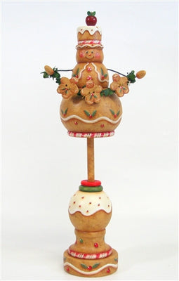 Gingerbread Topper E-Pattern **Retired**