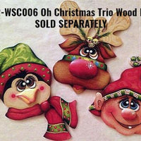 Oh Christmas Trio E-Pattern