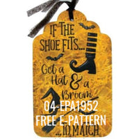 11-1/2 in. Laser Cut Gift Tag Plaque