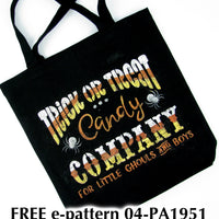 Trick or Treat Candy Company