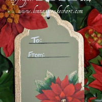 Mini Laser Cut Gift Tag