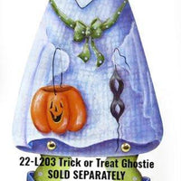 Trick or Treat Ghostie Pattern