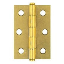 Brass Box Hinges 2in. x3/8in.