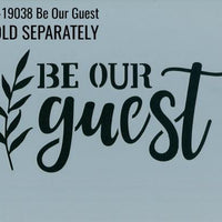 Be Our Guest Pattern by Chris Haughey