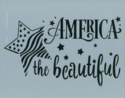 America the Beautiful Star