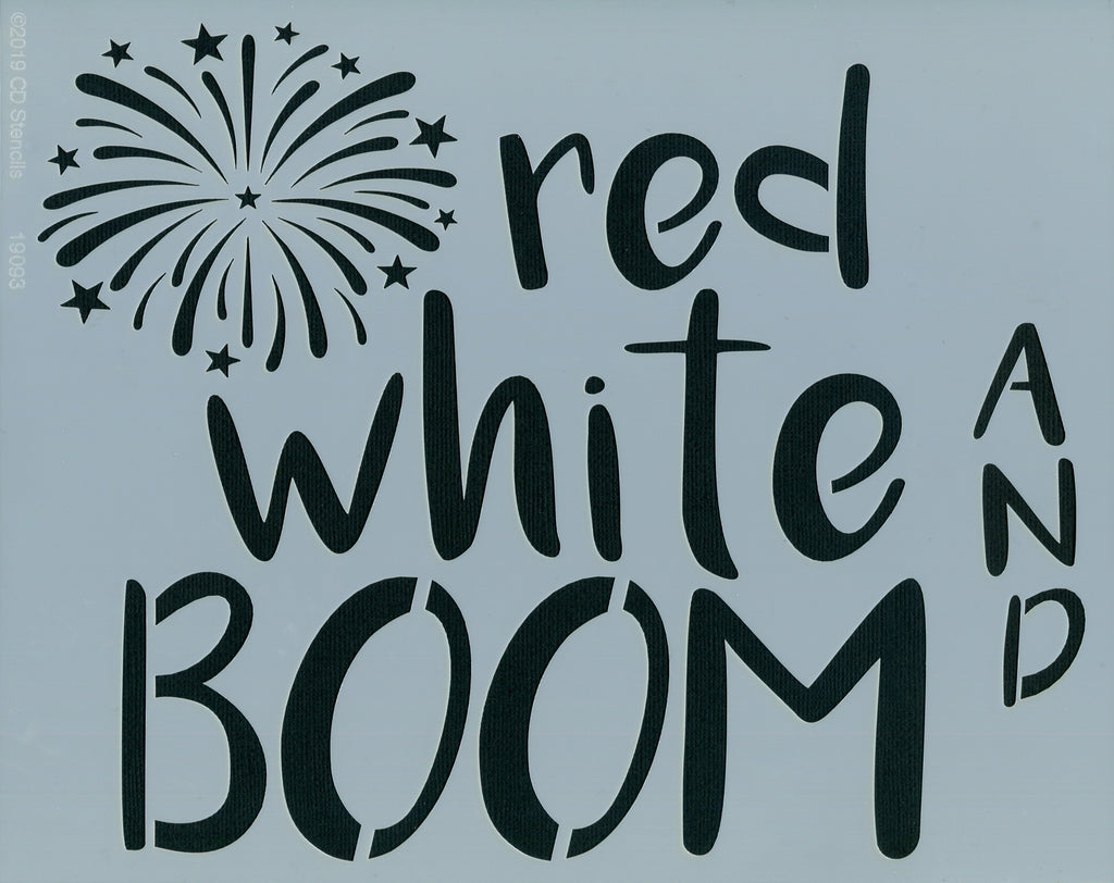 Red, White, and Boom