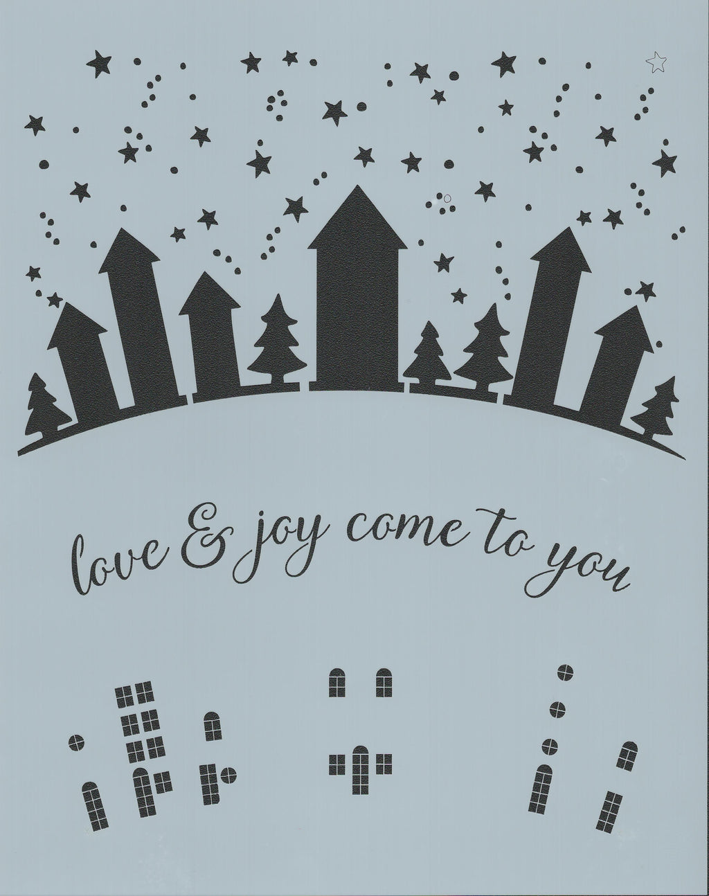 Love and Joy Come to You