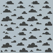 Clouds Background Stencil