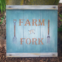 Farm to Fork E-Pattern By Linda Hollander