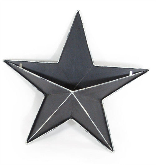 12 in. Black Star Pocket