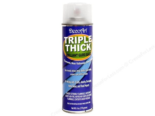 6 oz. Triple Thick Gloss Glaze Spray