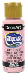 Blush Pink Americana Acrylic Paint by DecoArt