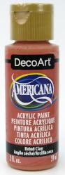 Dried Clay Americana Acrylic Paint by DecoArt
