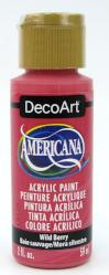 Wild Berry Americana Acrylic Paint by DecoArt