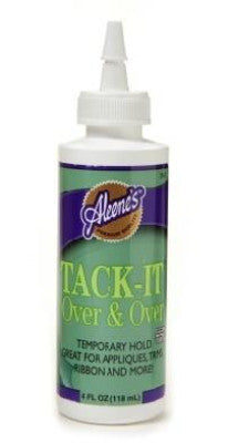 Aleene's Tack-It Over & Over Repositionable Glue