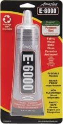 2 oz E-6000 Multi-Purpose Adhesive