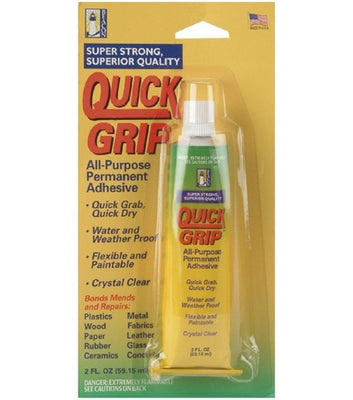 Quick Grip Permanent Adhesive