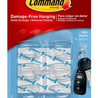 Command Clear Mini Hooks