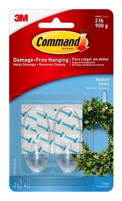 Command Clear Medium Hooks