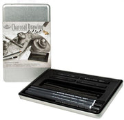 12-piece Charcoal Drawing Art Set