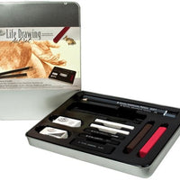 16-piece Life Drawing Art Set
