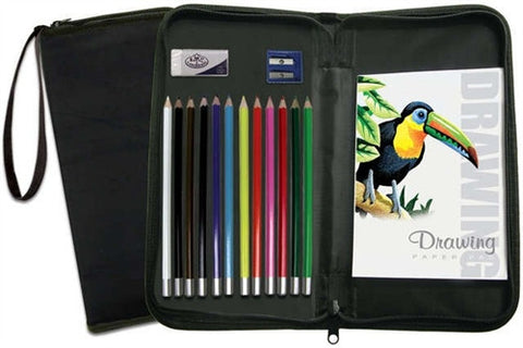 16-piece Drawing Set