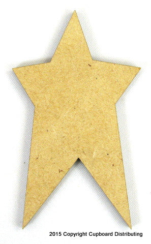 Primitive Star for Infinity Ornament