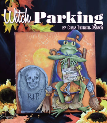 Witch Parking Toad Kit