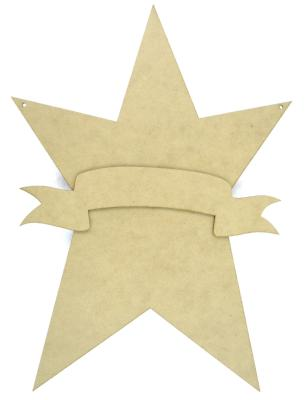Primitive Star and Banner Kit