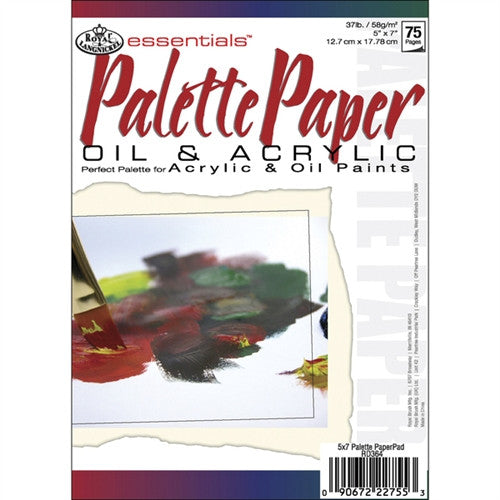 5 in. x 7 in. Mini Palette Paper Pad