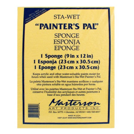 Sta-Wet Painter's Pal Sponge Refill
