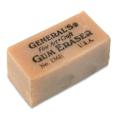 General's Traditional Gum Eraser