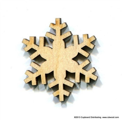 2 in. Blizzard Snowflake