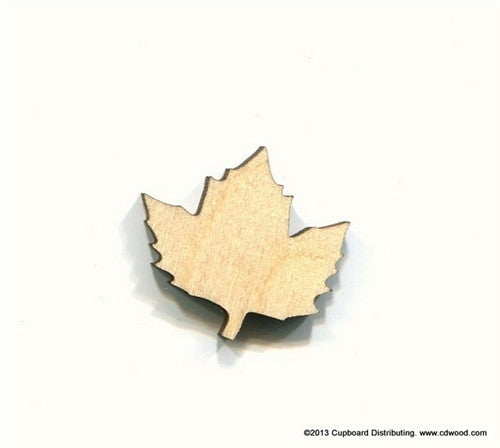 1 in. Maple Leaf