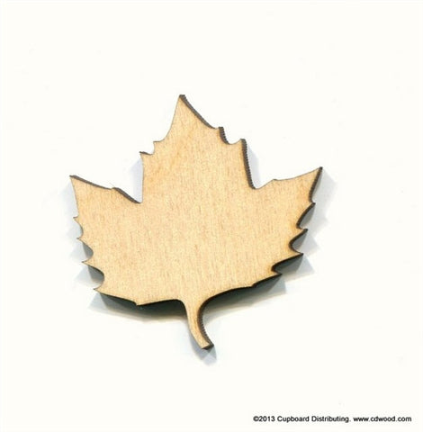 2 in. Maple Leaf