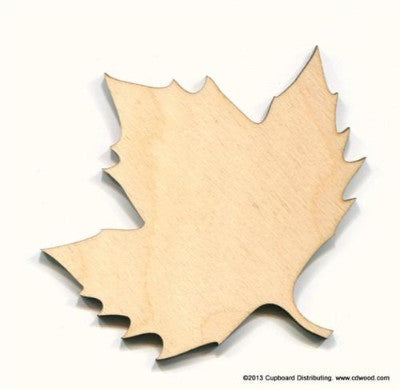 4 in. Maple Leaf
