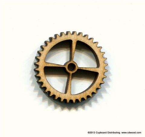 1 in. Sprocket Gear