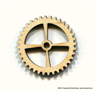 1-1/2 in. Sprocket Gear