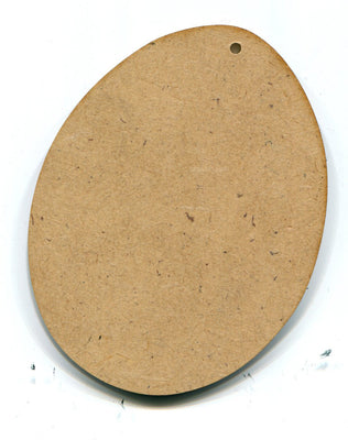 "4"" Oval Egg Ornament"