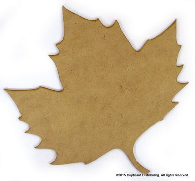 "12"" Maple Leaf Plaque"