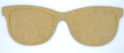 Jumbo Sunglasses Plaque