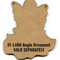 Anna the Angel Ornament Pattern by Chris Haughey